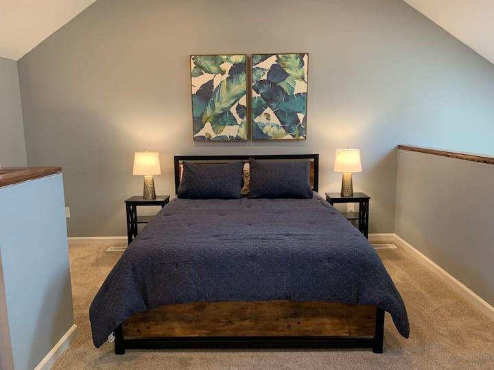 Moose Vacations- Spacious One Bedroom Condo