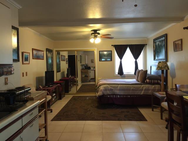 Kauai Island Studio on the Eastside - คาปา - อพาร์ทเมนท์