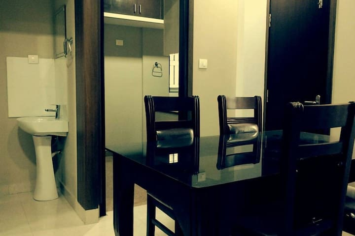 Edison Theory; 2bhk with essentials and love