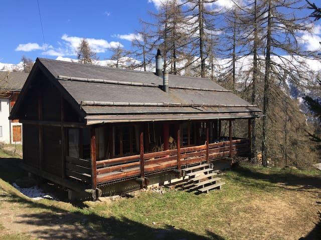 Haus Pfahl, ein perfektes Haus für die Familie - Bellwald
