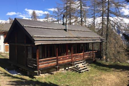 Haus Pfahl, ein perfektes Haus für die Familie - Bellwald - Hus