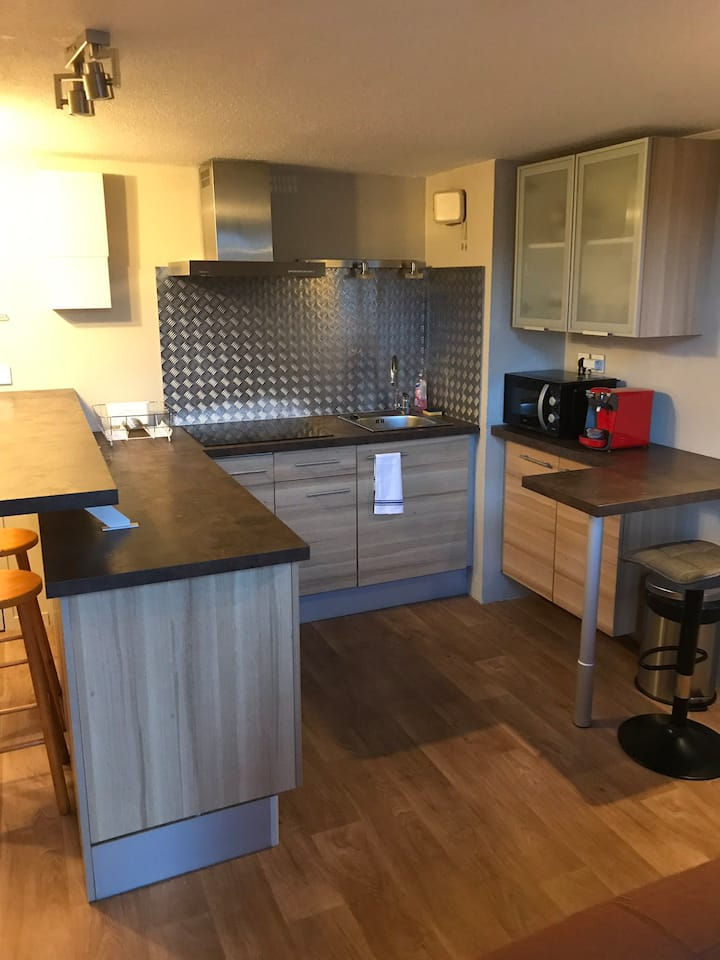 Appartement hyper centre brive