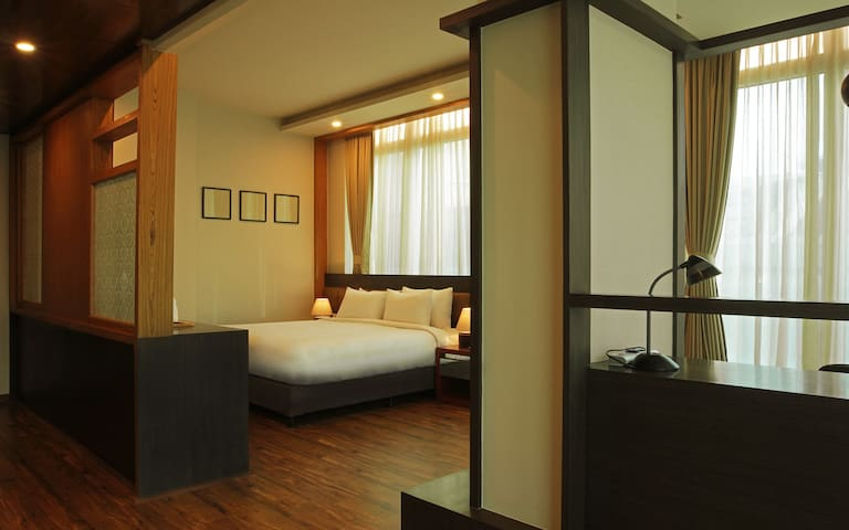 PREMIUM SUITE - MINLA, Bangalore - Bangalore - Bed & Breakfast