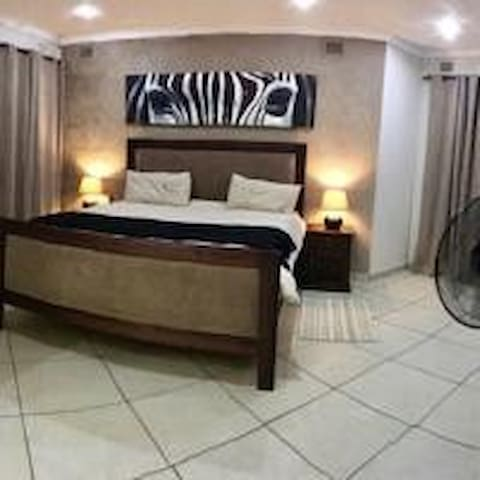 Eland room @ Matusadona Guest Lodge