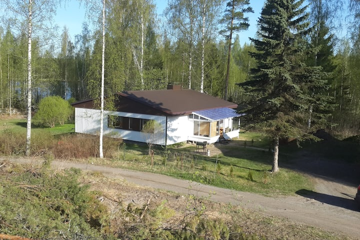 House wiht 5 bedroom   Дом с 5 спальнями (Saimaa)