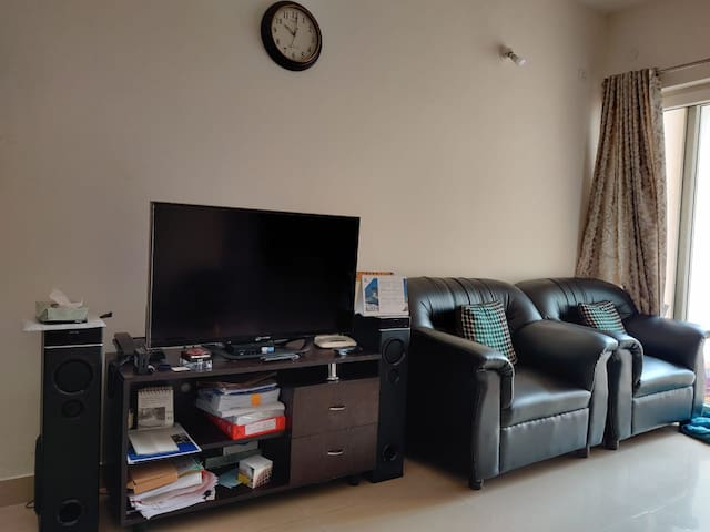 Penthouse Living near Airport,Hebbal & MG Road