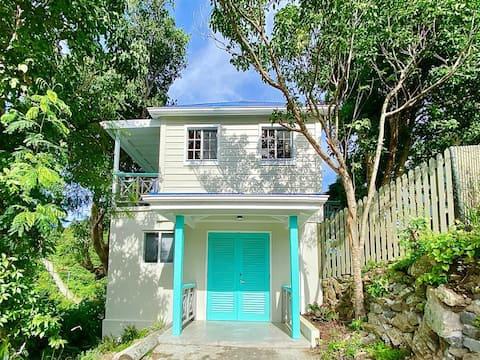 Luther's Cottage 1,  Tortola B.V.I.