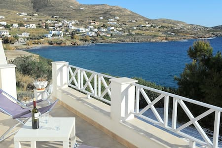 VILLA PETROS SYROS CYKLADES GREECE - Villa Petros - Vila