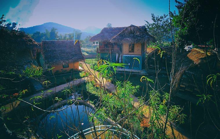 Fairy House Moc Chau ( Family Bungalow )