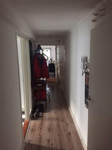 Hall apartment