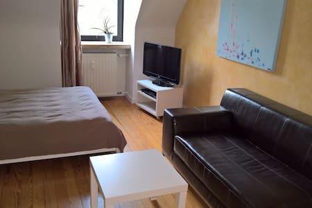 Schönes Zimmer mit Tv und Wlan im Zentrum - Saarbrücken
