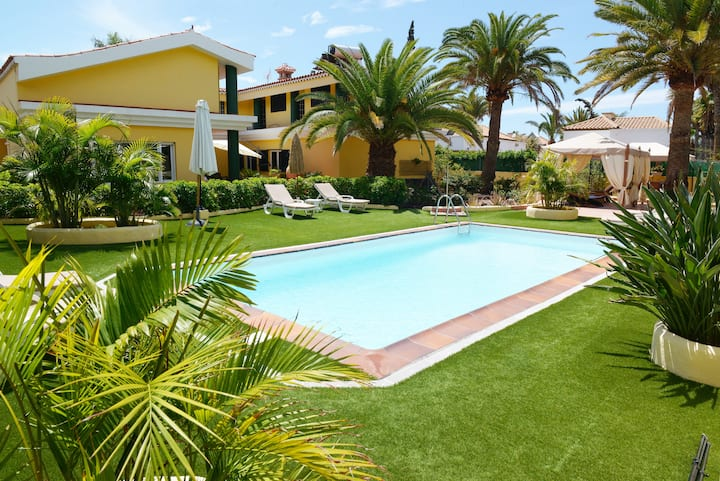 Villa in Maspalomas Golf Court