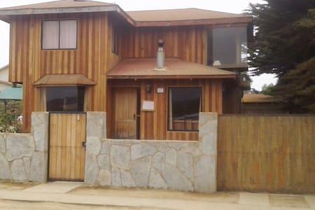 Pichidangui Arriendo amplia casa pasos playa 9pers - Pichidangui - House