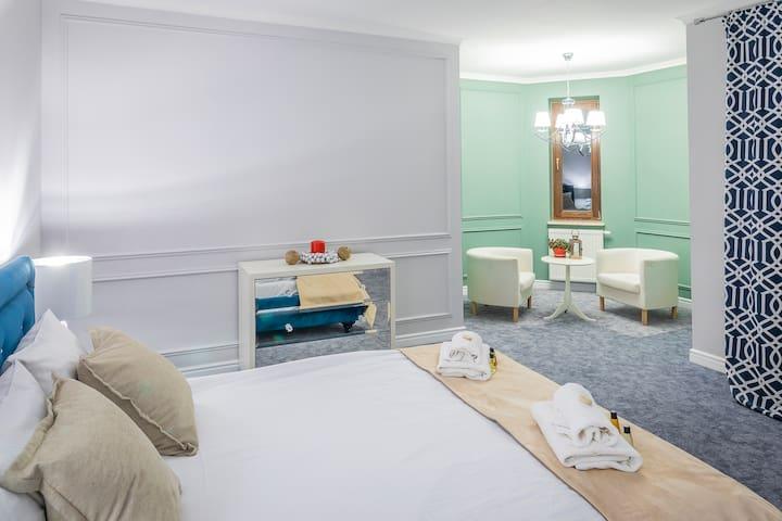 Luksusowy apartament w Rezydencji na Wzgórzu