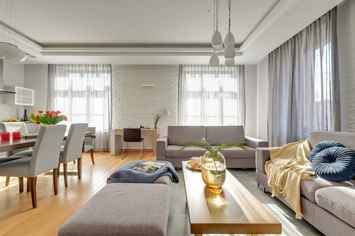 White Apartment, Gdańsk - Old Town Aparthotel