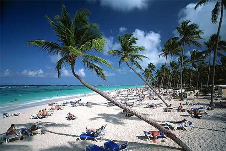 economic apartment three minutes Beach two bedroom - Punta Cana - Apartment