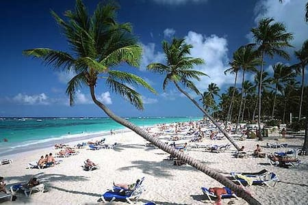 economic apartment three minutes Beach two bedroom - Punta Cana - 公寓