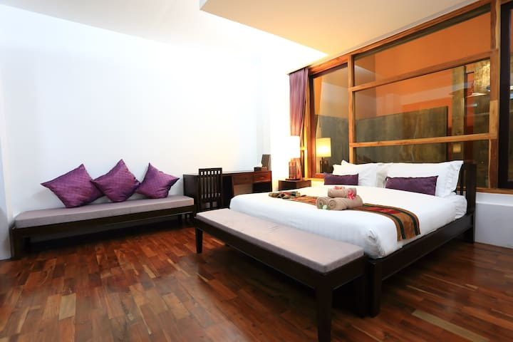 Relaxing family suite in Koh Lipe