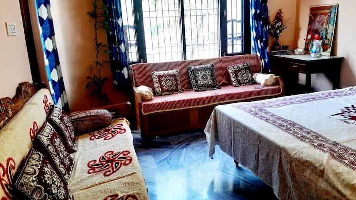 Peaceful Homestay closeby Andreta Pottery  n bir
