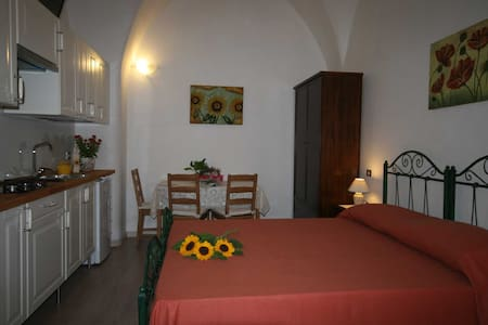 """Il girasole """"Lu Trisciulu"""" - Leuca - Castrignano del Capo - Bed & Breakfast"""