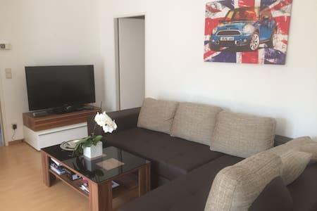 Wohnung mit Balkon nahe Stadtgrenze - Wolkersdorf im Weinviertel