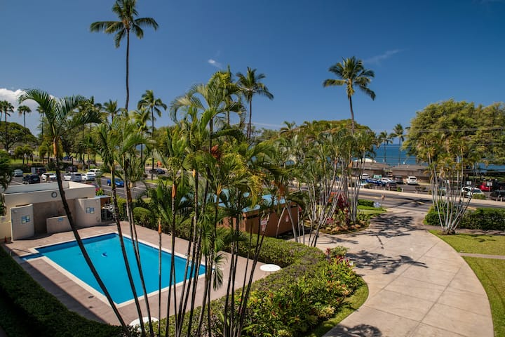 Amazing Ocean View! 2 Bed/2 Bath condo in Kihei