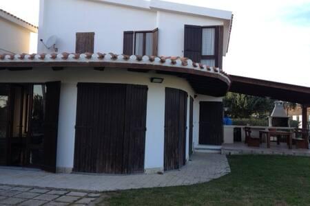 Villa sulla spiaggia di Chia - Chia