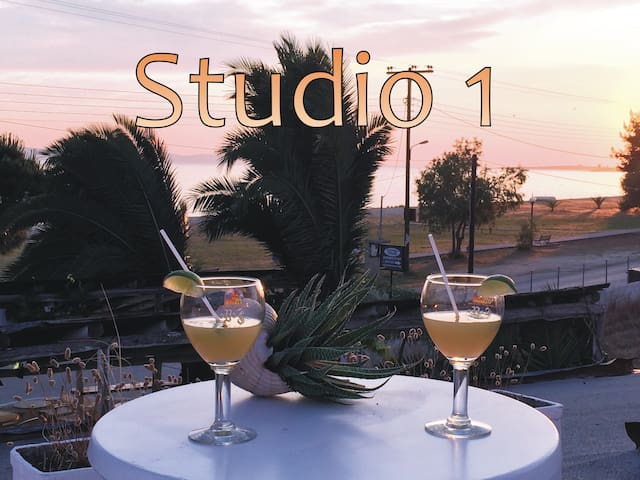 Seaside Acapus studio 1 - Toroni