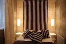 2ème chambre avec douche