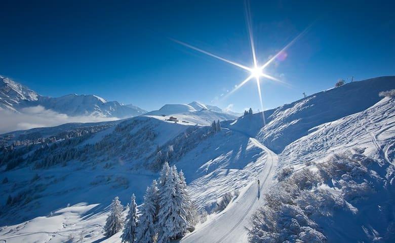 Montagne de Megève