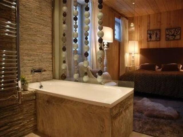 Baignoire Chambre 1