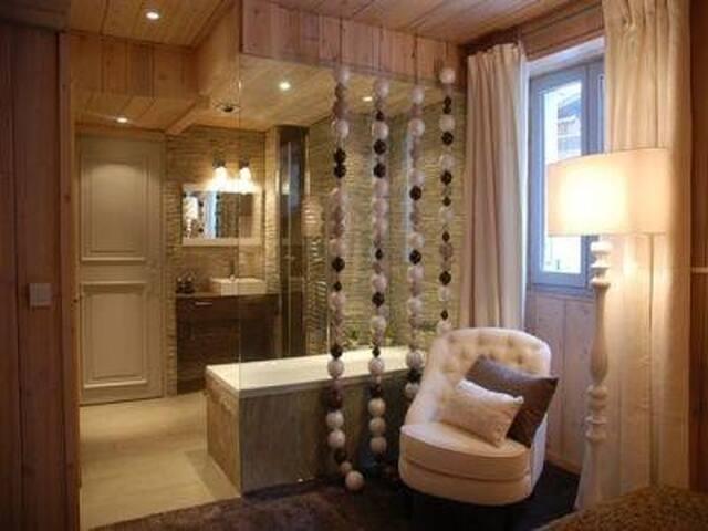 Chambre 1 Salle de bain
