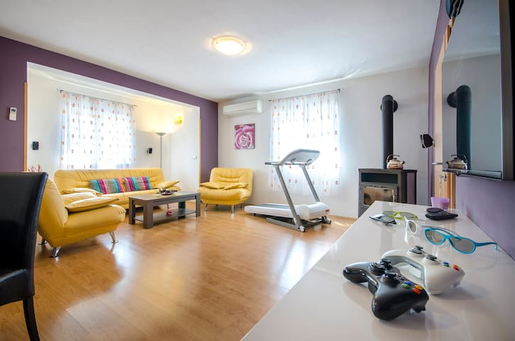 APP Angeline - Rovinj - Lägenhet