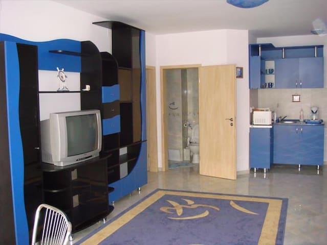 Blue Harmony Apartment in Club Onix - Neptun