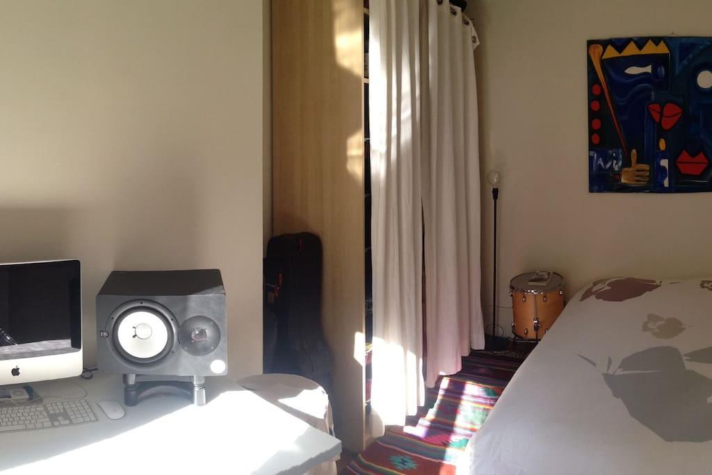 Bedroom-Panoramic view