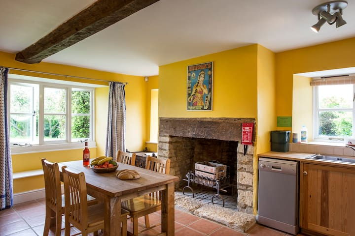Lower Wiggold Cottage - Cirencester - Hus