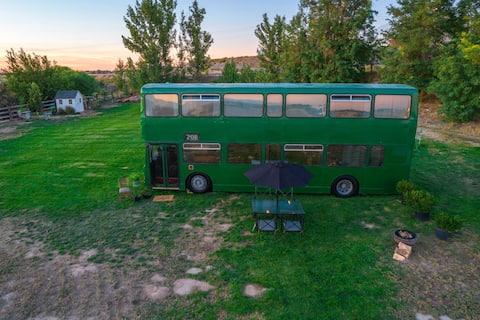 Autobus à deux étages - Hideaway