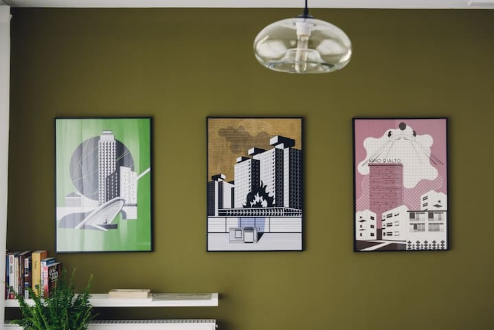Art Apartment/Amazing Place/80m2