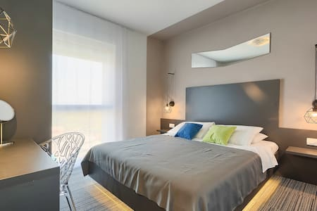2-room apartment with swimming pool