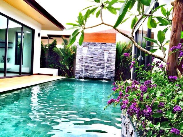 Brand New3BR Pool Villa-A1nrLaguna - Thalang - Villa