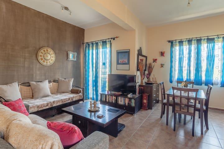 Cosy apartment in Stoupa