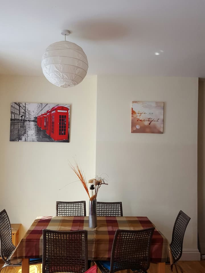 Homely and enjoyable Guest house