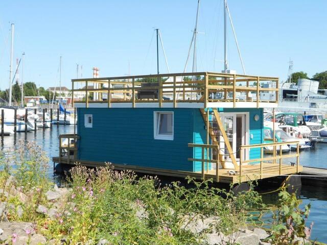 Hausboot Emmas meerZeit