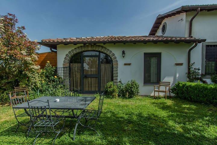 Deliziosa dependance in un paradiso - tuscania - Apartemen
