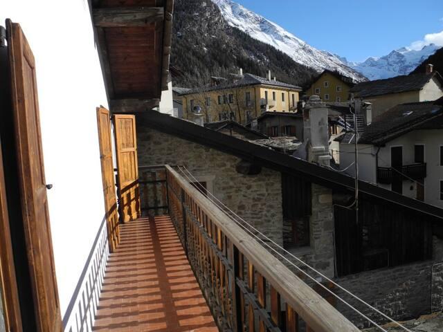 Balcone verso Ovest