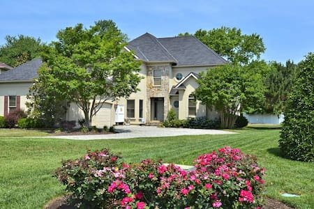 Spacious Home Near Delaware's Best Beach & Golf - Ocean View