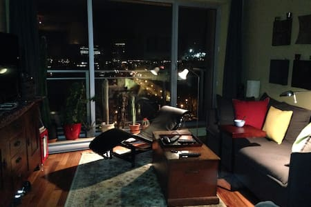 In the center , gorgeous view! - Montréal - Loft