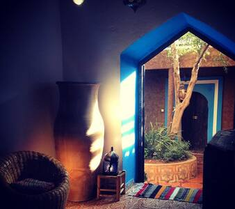 Beautiful Mountain Riad Room 1 - Ait Bihi - Bed & Breakfast