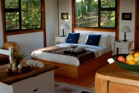 Treehouse Cottage - Plettenberg Bay