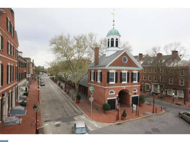 Spacious home in Society Hill - Philadelphie - Appartement en résidence